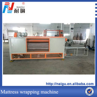 (proficiency and advanced) mattress roll wrapping machine/ roll wrap packing machine