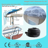 High Quality PVC Electrical roof&gutter Heating de-icing Cable to Prevent Ice Dam
