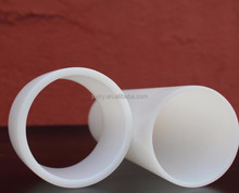 Plastic Extruded 8mm Packaging HDPE Core Plastic Tubes