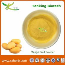 Spray dried mango juice powder Mango concentrate