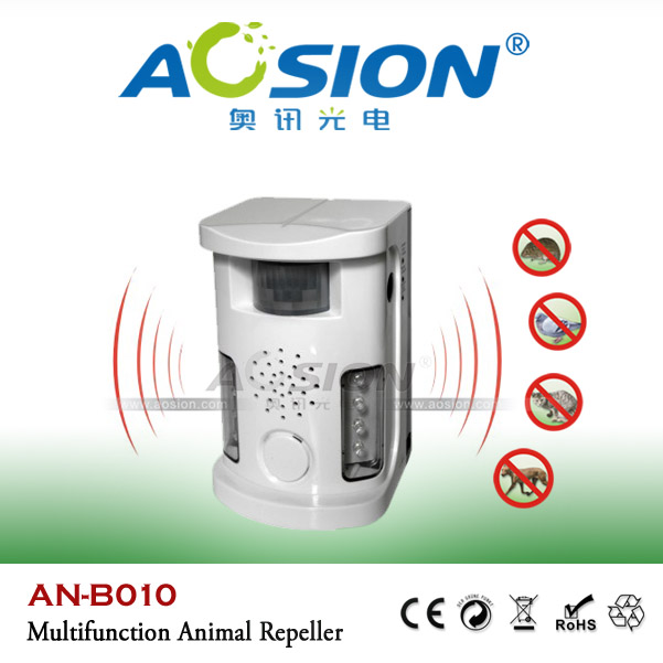 [ 5 in 1 ] ultrasonic pest stop (mouse + rodent+ cat + dog)
