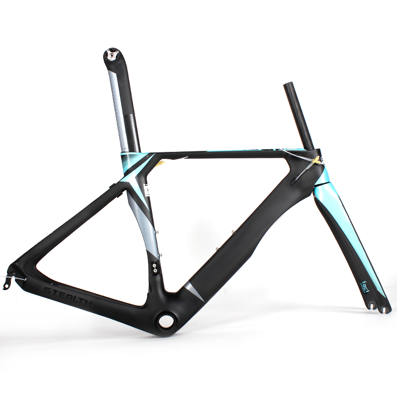 lightweight carbon 700C road racing bike /bicycle frame for sale