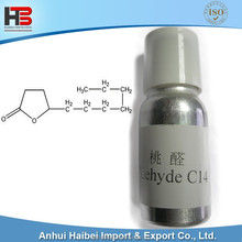 wholesale supplier Peach aldehyde, Aldehyde C14 104-67-6