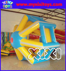 pool toy inflatable water wheel