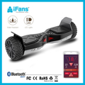 6.5 inch UL 2272 fireproof dual-wheel 500w electric hoverboard water-resistant,LG battery,with CE,FCC,RoHS,UN38.3