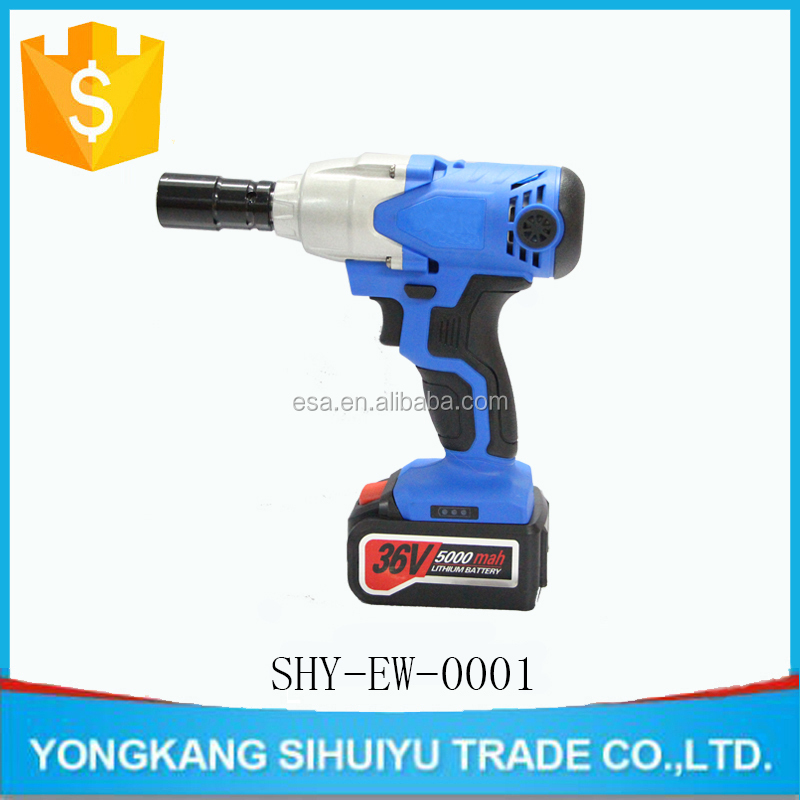 Wholesale Portable electric air impact torque wrench
