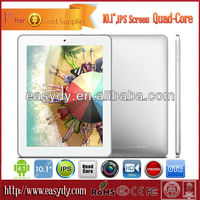 China new product Quad 4 core 10 inch laptop computer Dual web camera