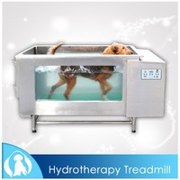2017 Stainless Steel Dog Hydrotherapy Treadmill /dog running machine H-2000