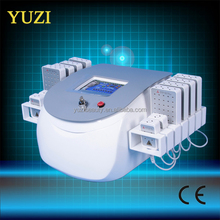 2015 hot selling lipo laser machine fda approved/ portable mini lipo laser for home use