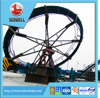 coiled tubing unit for oilfield seamless steel pipe