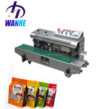 DBF-900 Automatic continuous rotary heat sealing machine