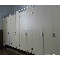 Compact Board toilet Partitions, Toilet Cubicles, Washroom Cubicles
