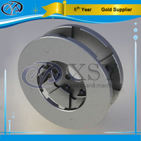 Solid Material Custom Made Cast Wheel Manufacture