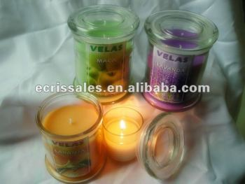 Ali express promotion gift Aromatherapy Soy Wax Candles