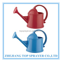 new product 2015 plastic cheap watering can for garden/ flower pot/watering plant