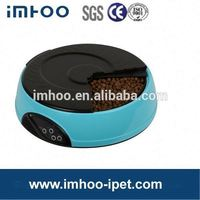 4 Meal LCD Automatic Pet Feeder for our cute dogs & cats royal wing bird feeder
