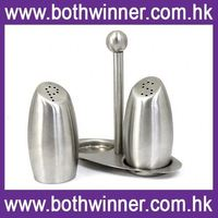 HT035 stainless steel pepper shaker/cruet