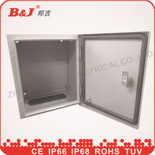 electronics enclousure/distribution panel ip65/metal outdoor box/electrical enclosures