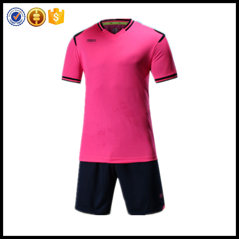 High quality low price football jersey for men