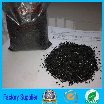 0.8-1.6mm F C 80% Anthracite filter media for water treatment