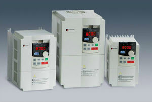 frequency converter for power saving