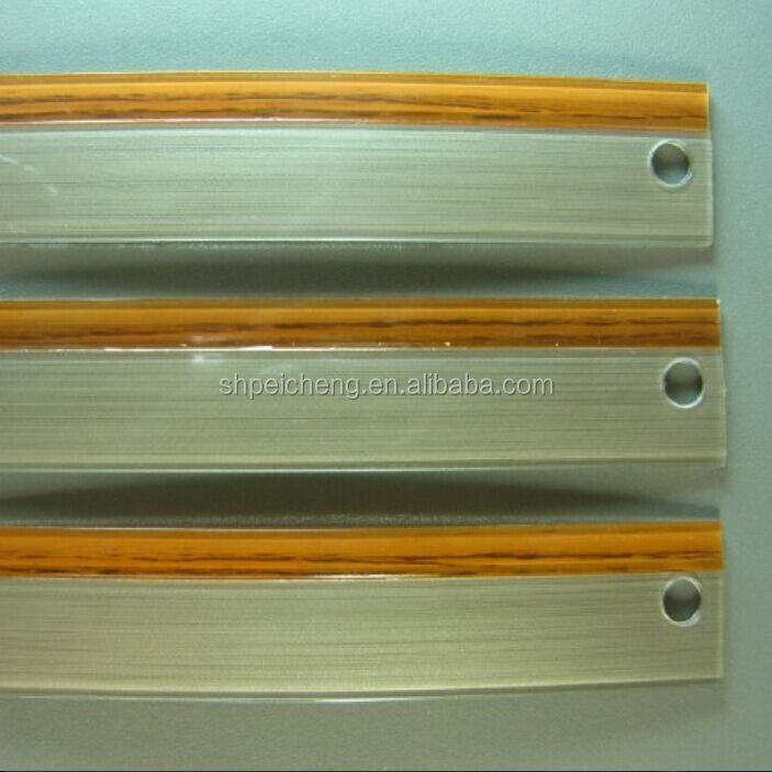 2mm <strong>acrylic</strong> plastic decoration edge bending/band/strip/belt/tape for furniture