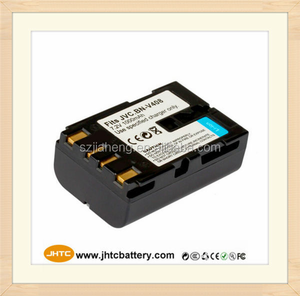 Replacement Video Camera Battery for JVC BN-V408