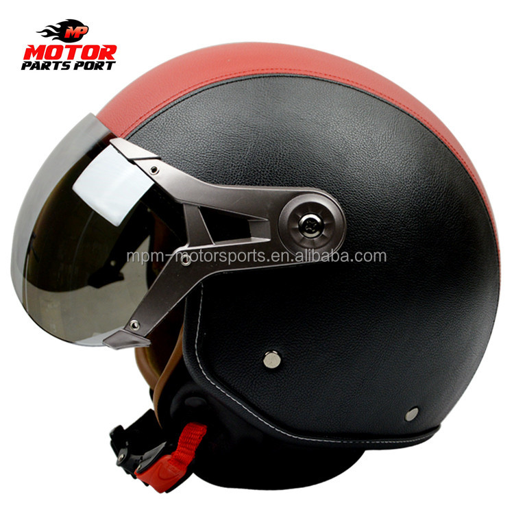 High Quality And Low Price Colorful Half Face Motorcycle Helmet