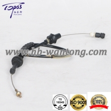 OEM NO.447 721 555 auto accelerator cable throttle cable auto control cable for European cars