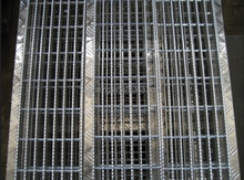 high quality aluminum floor grating stair treads