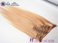 Thickness Silicon Wholesale Price full head weft hair