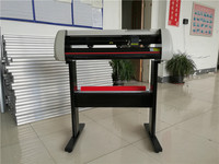 High quality free Artcut software cutting plotter BR-720 cutter machine cutting width 630mm in India