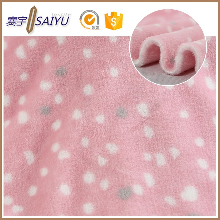 wholesale 100%polyester cheap custom flannel fabric nautical print printing for polartec fleece fabric