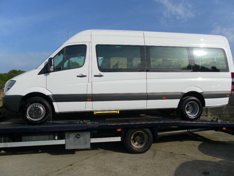 Mercedes BEnz Sprinter Traveliner