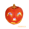 2016 hot sale big round face pumpkin with led light