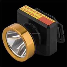 LED mini moving head light for hunting camping night fishing ruuber tapping