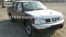 NISSAN DOUBLE CAB PICKUP 2.4L PETROL 4X2 MANUAL NEW CAR