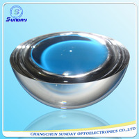 bk7 glass ball lens half ball lens