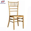 Modern Style Elegant Beautiful Metal Chiavari Chair