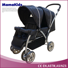 twins baby stroller travel system six wheels infant troller baby carrier/baby products