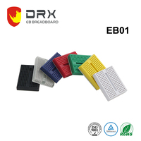 Premium Tiny Solderless Breadboard 170 Tie Points For Ardui Protoshield DIY Electronics