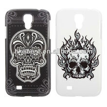 New Arrival IMD Crafting Skull Case For Galaxy S4,For Samsun i9500 Customize Phone Case