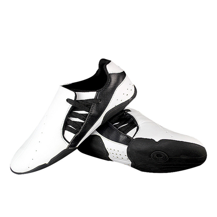Low price taekwondo shoes/ OEM martial arts shoes sneakers