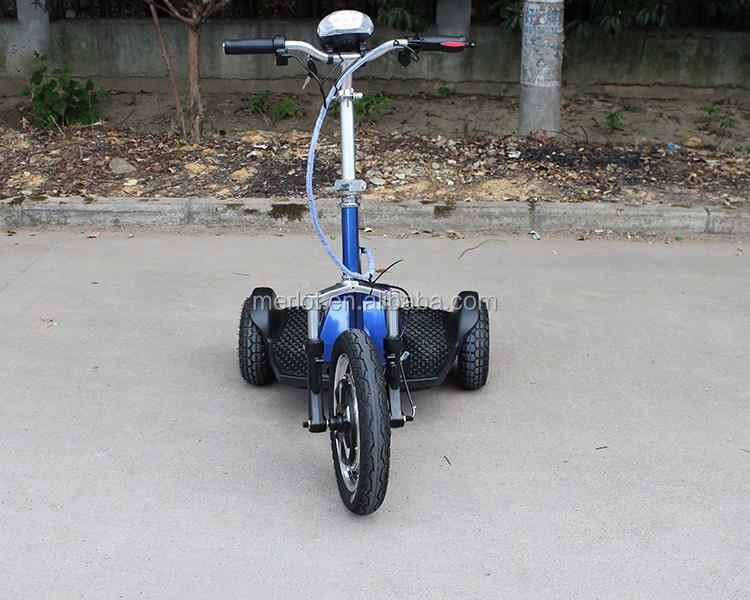 High Quality Long Range Powerful Three Wheel Electric Bike