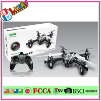 Hubsan X6 2.4G light up rc quadcopter six gyro 3MP camera toys for sales