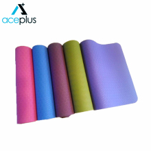 Hot Sale Eco Friendly Custom Label Tpe Yoga Mat