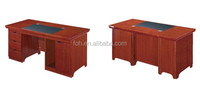 Small red cherry office computer table ,hot sale computer desk(FOH-A76161)