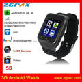 Android smart watch 2014 with GPS Watch Phone Android