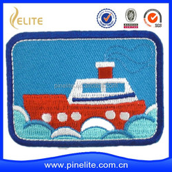 boat logo chinese slim patch,fabric logo patch,chinese transdermal patch