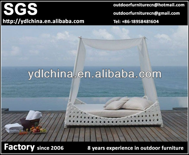 wicker rattan daybed outdoor furniture